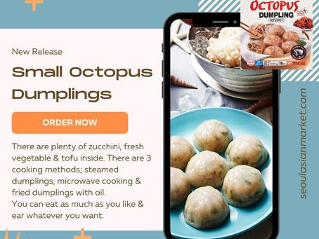 Small Octopus Dumplings