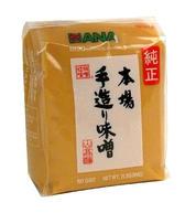 Hana Tezukuri Shiro Miso Japanese Soybean Paste (2 LBS)