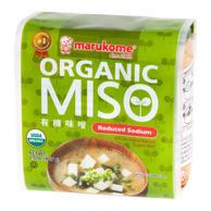 Marukome Organic Miso Reduced Sodium (2 LBS)