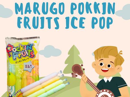 Pokkin Fruits Ice Pops