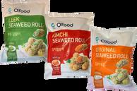 CJO Seaweed Roll 17.6 Oz