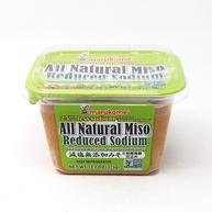 Marukome All Natural Miso Reduced Sodium (13.2 Oz)