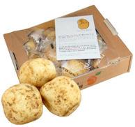Frozen Steamed Potato Bread 21.16oz