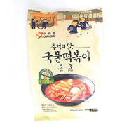 OurHome Rice Cake with Spicy Sauce (14.81 Oz)