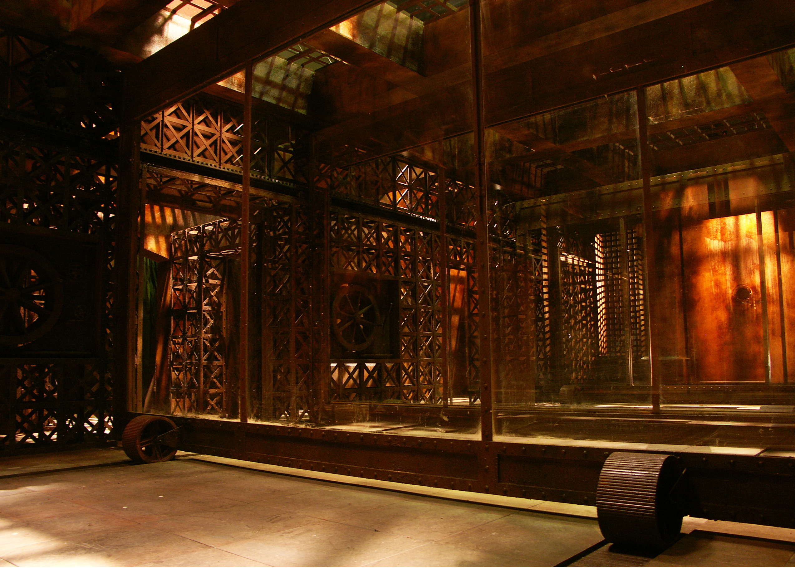 Amusement Torture Chamber