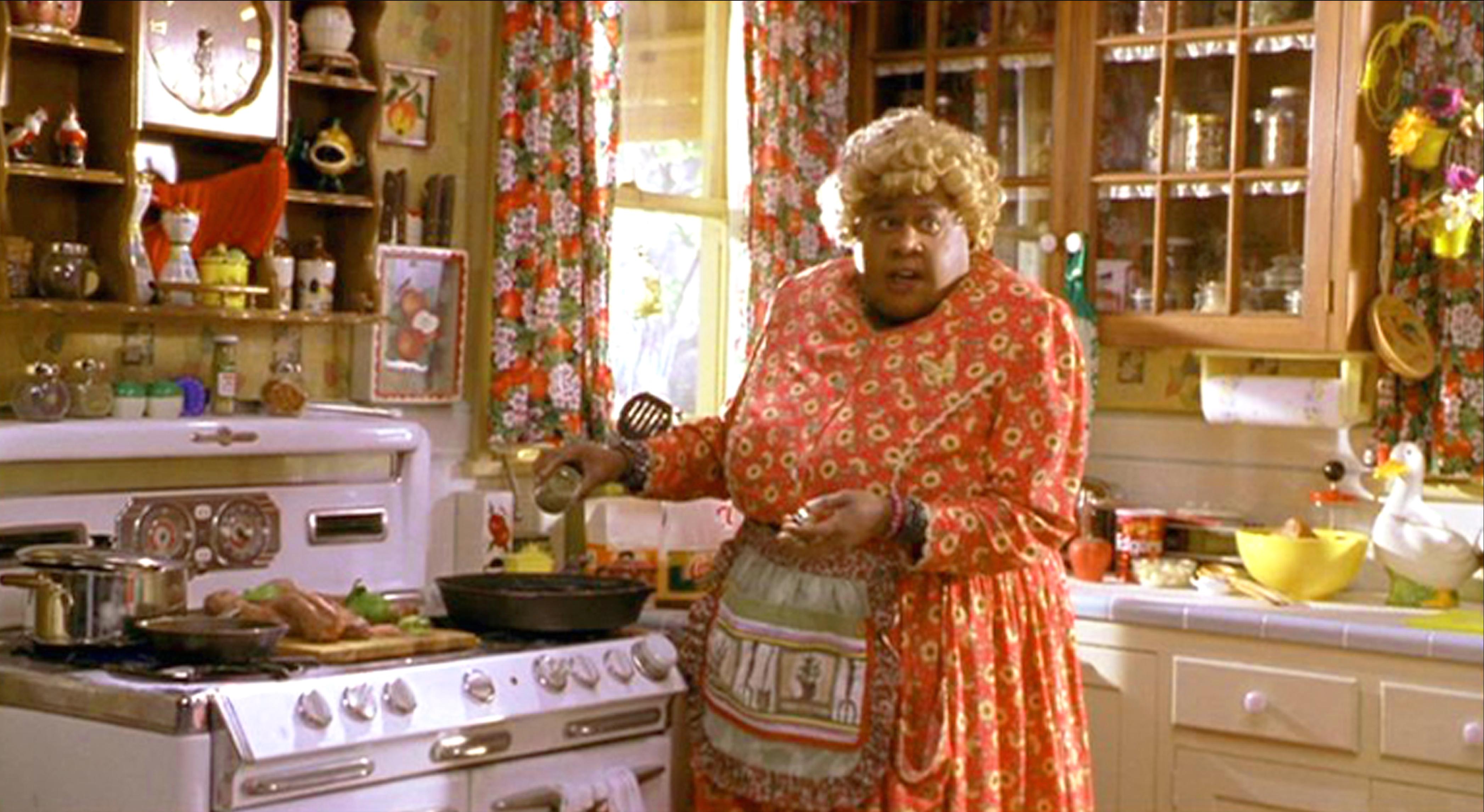 Big Momma in Kitchen Portfolio copy copy