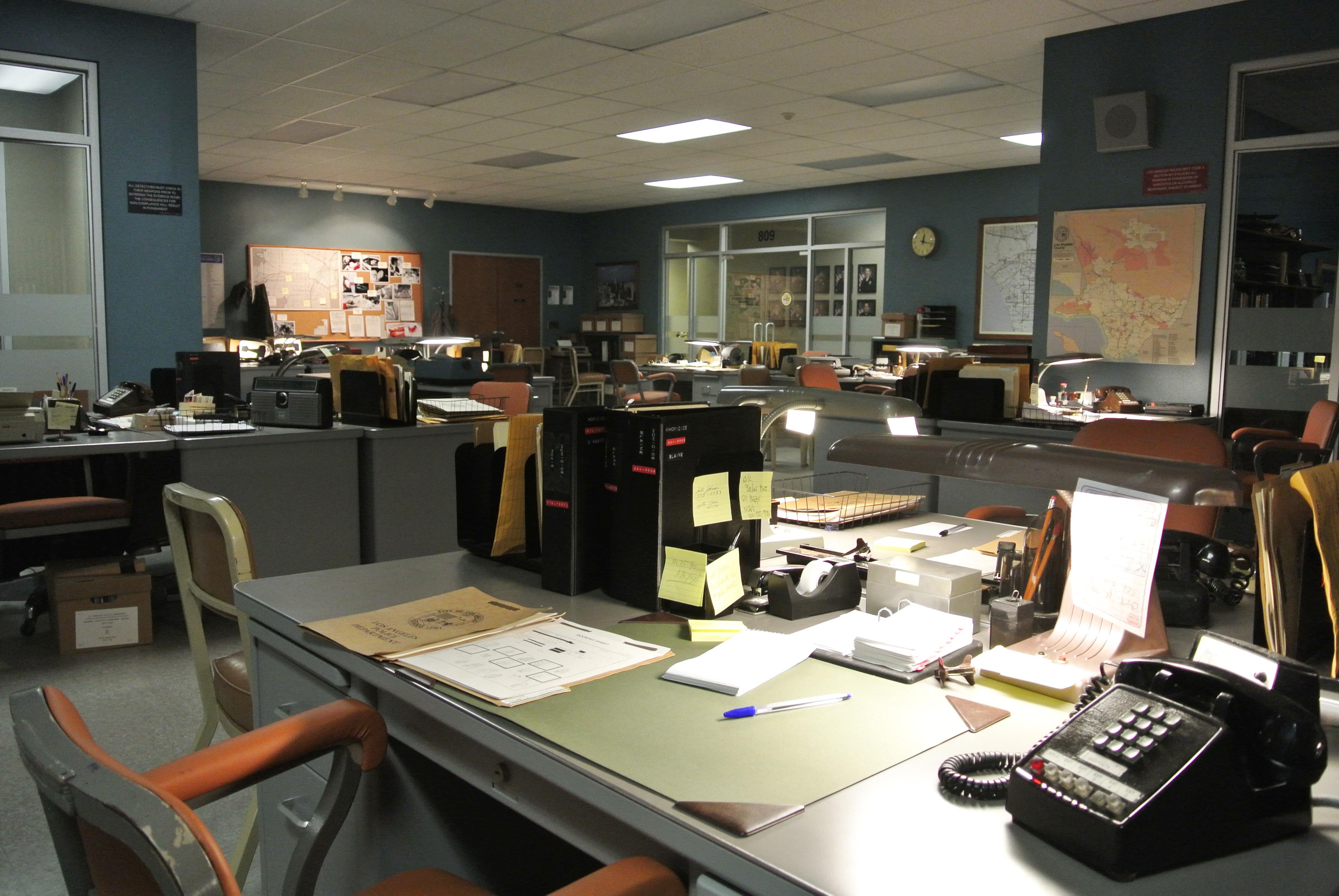 Police Desk 3