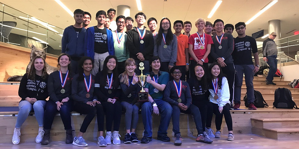 Science Olympiad Fundraiser- Group 1  Trivia Nights (1)