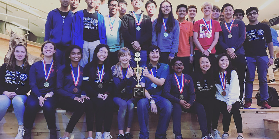 Science Olympiad Camp 2019
