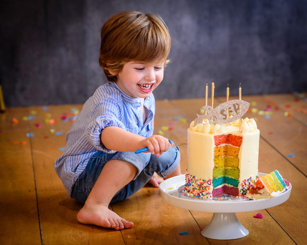 5th Birthday Party - Adam Soller Photography
