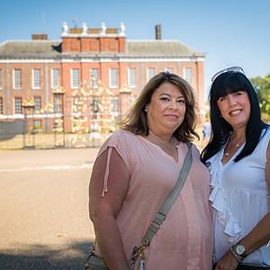 Danielle & Heather Tour of London