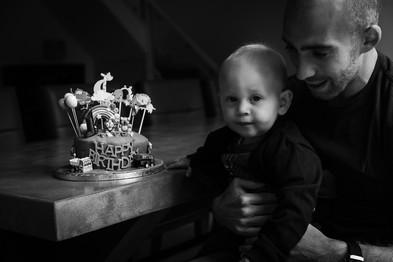 Kids Birthday photo during Lockdown 2020 - Adam Soller Photography