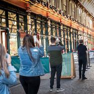 London Photo Taxi Tour - Harry Potter Diagon Alley