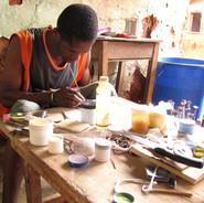 Details needed to make Ghanas Waist bead