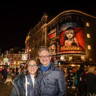 London Photo Taxi Tour - Theatre London West End