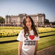 London Photo Taxi Tour - Buckingham Palace - I Love London