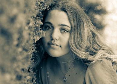 Girls Portrait Lockdown 2020 by Adam Soller Photography
