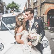 London Photo Taxi Tour - Wedding in London Photo Shoot