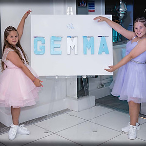 Gemma's Batmitzvah