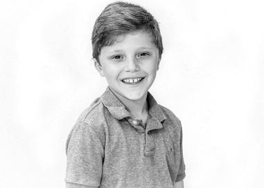 Boy Portrait Lockdown 2020 by Adam Soller Photography
