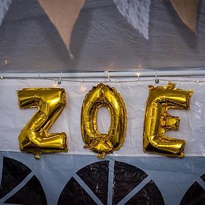 Zoe's Batmitzvah FND