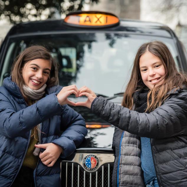 London Photo Taxi Tour