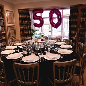 Jo-Anne's 50th