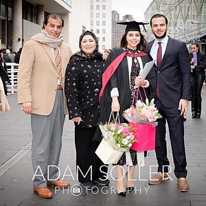 Nouf Graduation