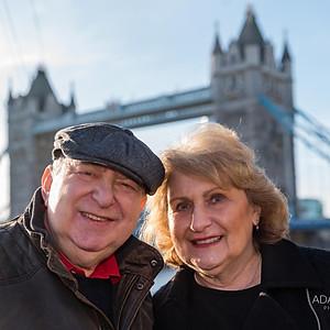 Frances & Raymond anniversary