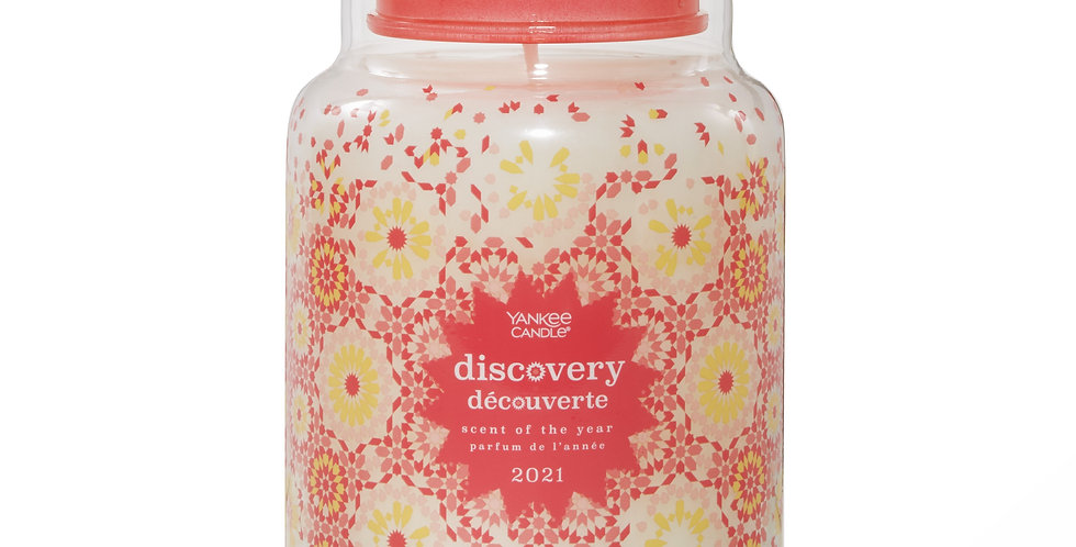 Discovery Scent of the Year
