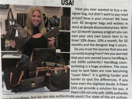 We Now Have Louis Vuitton Handbags!