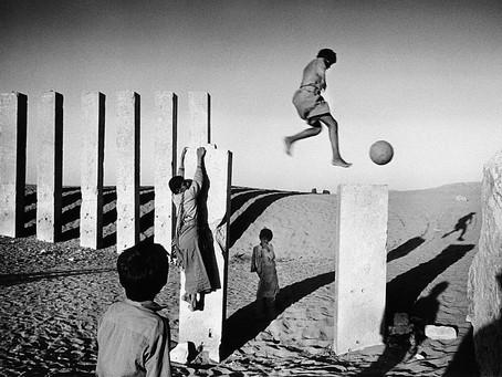 Zoom sur : L'expo Foot et Monde Arabe