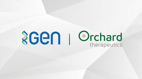 GEN and Orchard Therapeutics Sign Collaboration Agreement