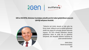 SULFATEQ and GEN Sign Collaboration Agreement To Develop A Therapy For Alzheimer's Disease
