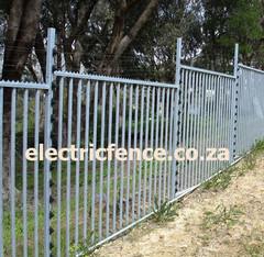 24-Strand Piggy-Back Electric Fencing
