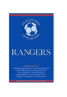Rangers 10 Matches (price includes postage)