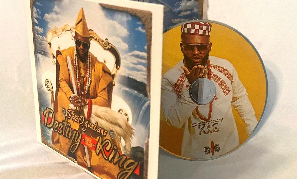 DESTINY IS KING - CD