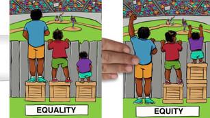 Equity Vs. Equality