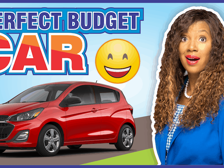 Perfect First Car - 2021 Chevy Spark
