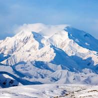 Mt Denali in Alaska