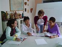 estudiantes, clases de español, alumnos