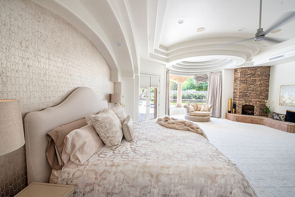Paradise Valley Master Bedroom