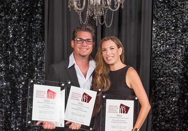 Award Winning Design by Tabitha Evans Design