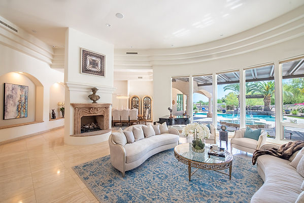 Paradise Valley Living Room
