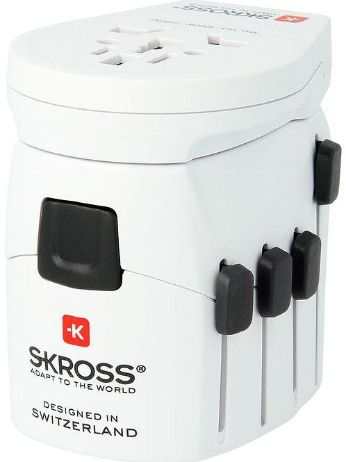 Skross World Adapter PRO-World & USB