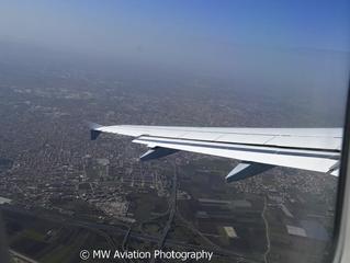 Rückflug von Napoli via München