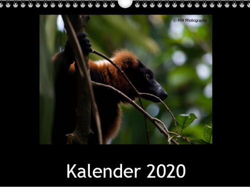 Tier Kalender 2020