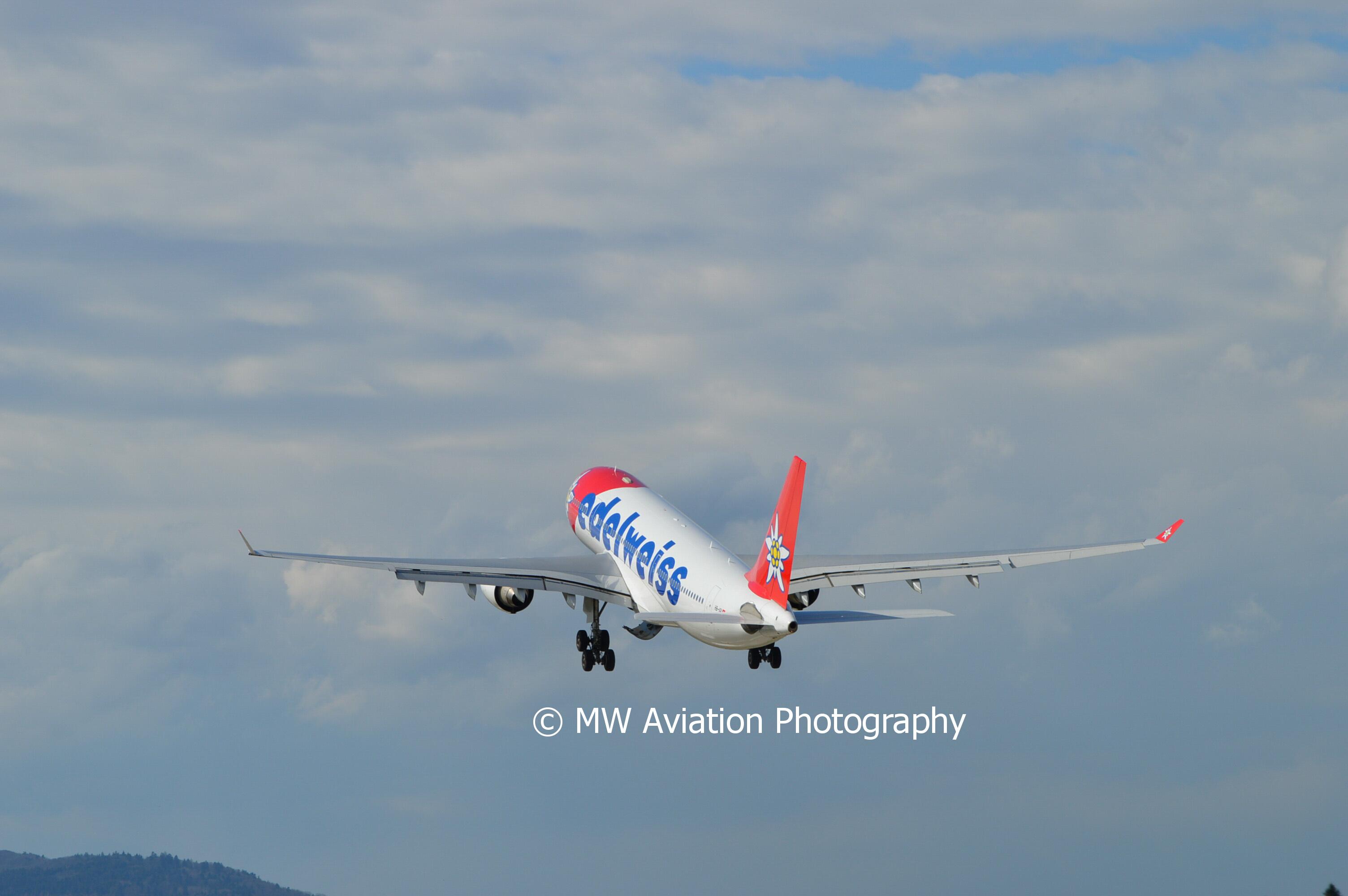 Edelwiss A330