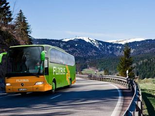Mit Flixbus nach Hamburg