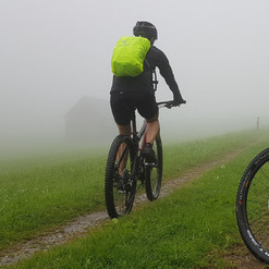 Radfahren und Pilates